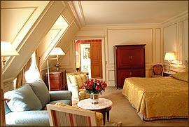 Suite Hôtel Meurice