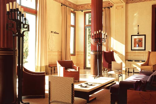 Salon Hotel Royal Riviera Saint Jean Cap Ferrat