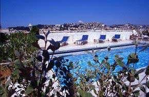 Piscine Hôtel Splendid Nice