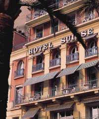 Façade Hotel Suisse Nice