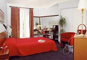 Chambre Hôtel des Balcons Paris