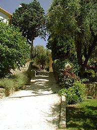Jardin La Bastide Saint Antoine Grasse
