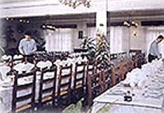 Terrasse Hôtel Restaurant La Chaumière Levens