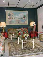 Salon Claridge's Hôtel Menton