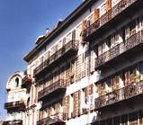 Façade Les Alizées Nice