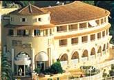 Façade Monte Carlo Beach Hôtel  Roquebrune Cap Martin