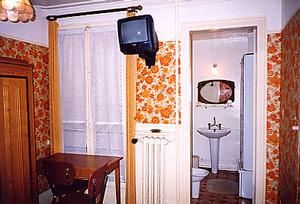 Chambre Hôtel des Académies Paris