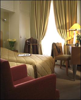 Chambre Hôtel Novanox Paris