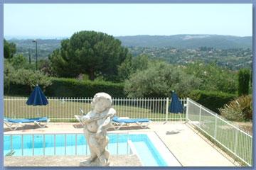 Piscine Villa St Maxime Saint Paul