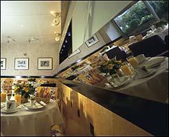 Petit déjeuner Hôtel Novanox Paris