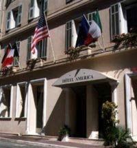 Entrée America Hotel Cannes