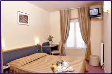 Chambre Hôtel de Nantes Paris