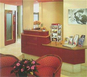 Réception Hôtel Palma Paris