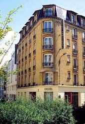 Hôtel Armstrong Paris