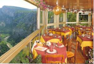 Le grand canyon - restaurant