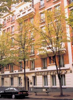 Hôtel Lilas Gambetta Paris