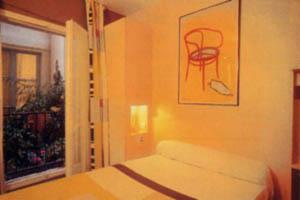 Chambre Hôtel des Canettes Paris