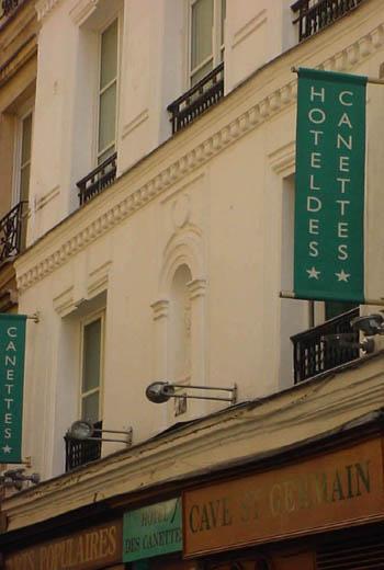 Hôtel des Canettes Paris