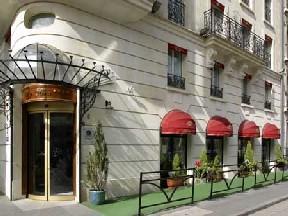 Best western Derby Alma Hotel Paris