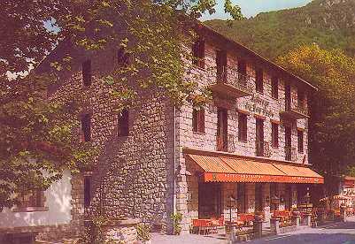 Lantosque Hotel Restaurant