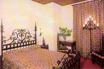 Chambre Auberge du Bon Puits Le Suquet de Lantosque