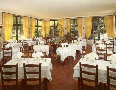 Salle L'Auberge provençale Sospel