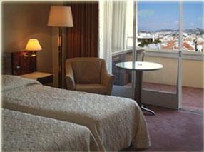 Terrasse California's Hôtel Cannes