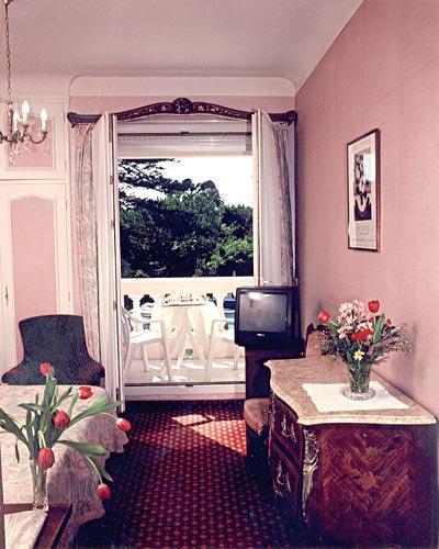 Salle Hôtel Le Dauphin Menton