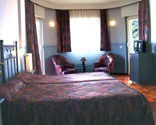 Entrée Claridge's Hôtel Menton