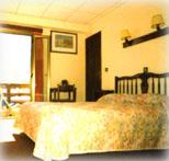Balcon Hôtel Le Druos Isola