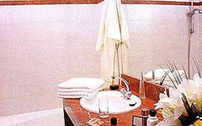 Salle de bain Hôtel de Turenne Paris