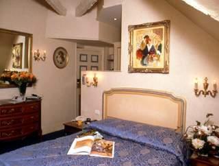 Chambre Hôtel Lenox Paris
