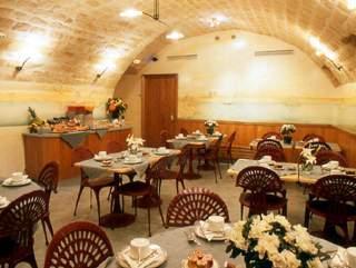 Salle petit déjeuner Hôtel Lenox Paris