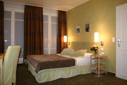 Chambre Hotel Lindbergh Paris