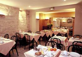 Salle petit déjeuner Hôtel Prince Paris