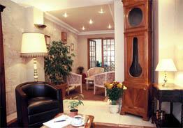 Salon Hôtel Prince Paris