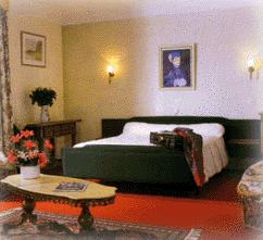 Chambre Hôtel Castel Garoupe Axa Antibes Juan les Pins