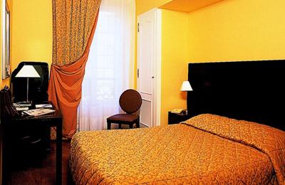 Chambre Grand Hôtel Le Florence Nice