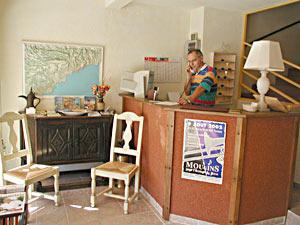 Réception Hôtel du Val de Mougins Mougins