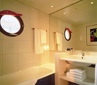Salle de bain Les Jardins d'Eiffel Paris