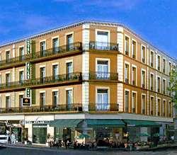 Façade Atlas Hôtel Cannes