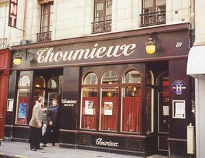 Hotel Restaurant Thoumieux Paris