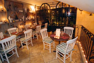 Jardin Café Bastide Du Cours Aix en Provence