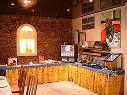 Salle petit déjeuner Comfort Hôtel Boréal Nice