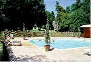 Piscine Château de Barbegal Arles