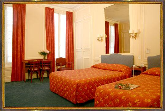 Chambre Hôtel Montpensier