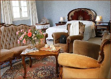 Chambre Hôstellerie Saint Victor Fontvieille