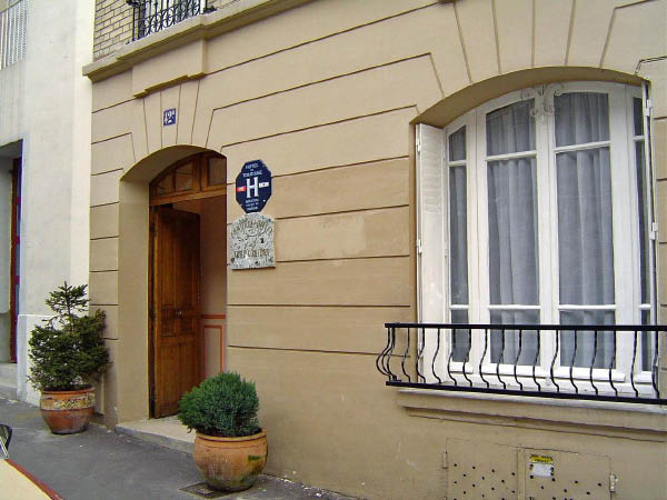 Hôtel Ermitage Paris