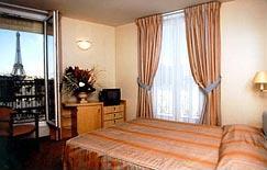 Chambre Splendid Hôtel Paris