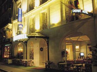 Derby Eiffel Hôtel